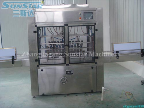 Detergent/Shampoo/Shower Gel/Hand Liquid Filling Machine