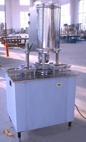 Beverage Can Seamer/Seaming Machine
