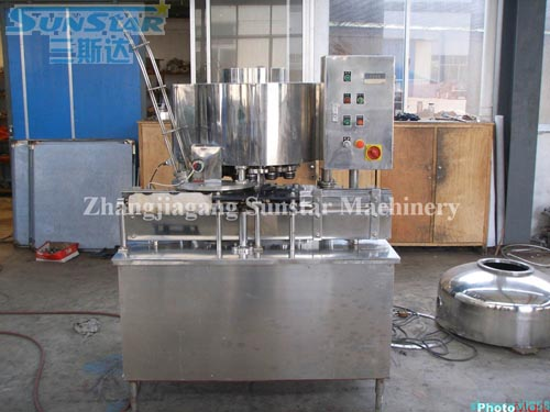 Pop-top Can Seaming Machine