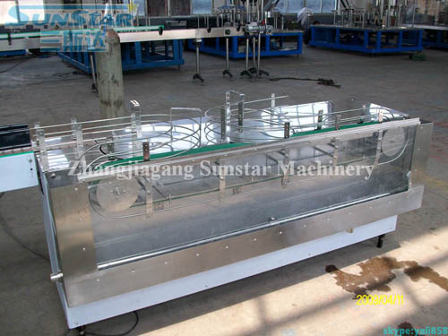 Automatic Tinplate Can Washing Machine/Washer