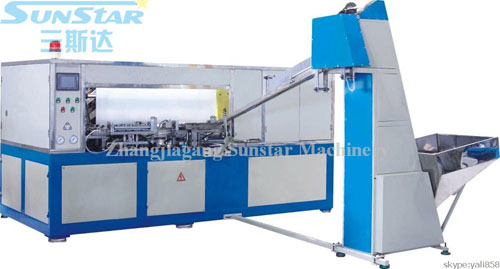Automatic PET Can/Wide Mouth Bottle Making Machine