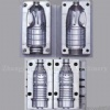 Water bottle blow mould and oil bottle mould: